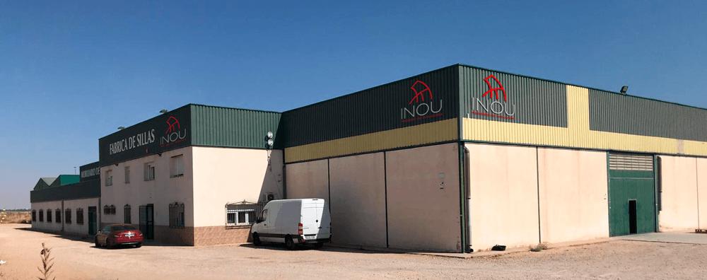 INOU Fábrica de mobiliario de hostelería