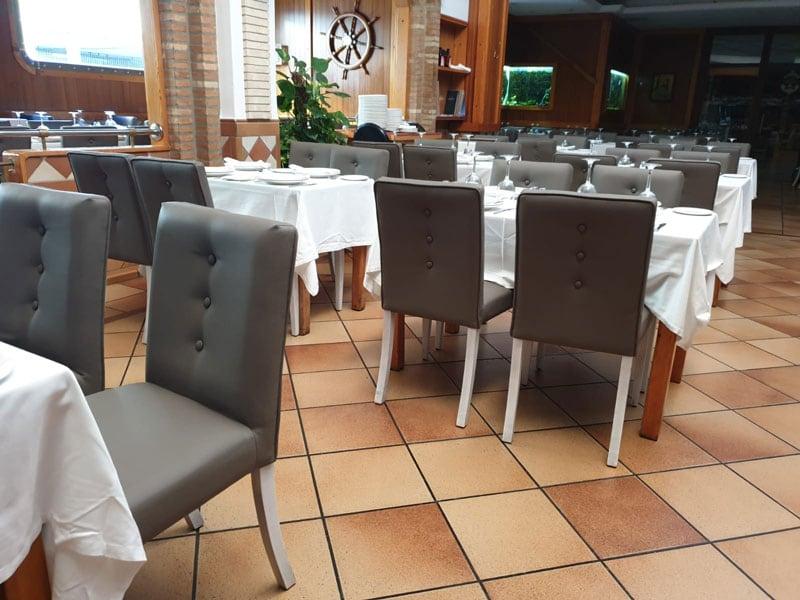Sillas hostelería Inou Restaurante Carihula