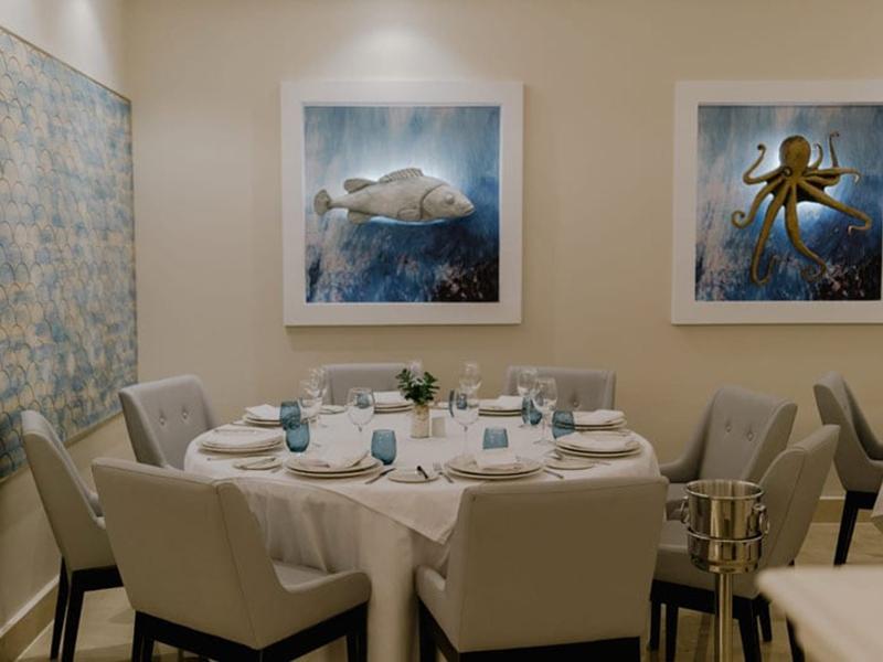 Sillas hostelería Inou Restaurante Fuengirola